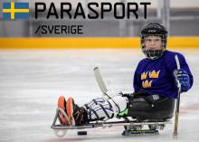 Parasport Sverige får stöd med 10 miljoner kronor från Arvsfonden