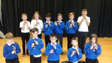 Every P5 pupil in Moray benefiting from music tuition