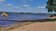 Fritt fram för bad i Osbysjön och Immelnsjön