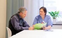 Många cancerpatienter i Stockholm saknar rehabiliteringsplan