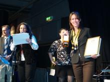 Medaljregn över Pernod Ricard Sweden!