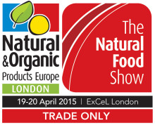Natural Food Show previews new innovations for 2015