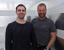 Två företagare från Luleå vinner entreprenörspris