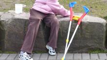 Gästprofessor ska lyfta funktionshinderområdet inom socionomutbildning
