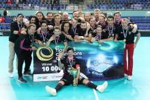 Fjärde guldet i Champions Cup för Falun