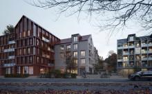 Förslag om 300 bostäder och höghus vid Kasernhöjden