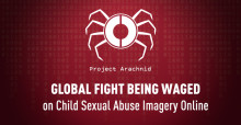 ECPAT Sverige joins Canadian Centre for Child Protection in Project Arachnid