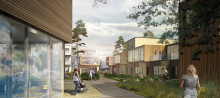 Arkitema og NSW får vigtig 2. plads i byplankonkurrence i Norge