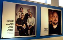Grundare av King och Mojang nya porträtt i Stockholm Hall of Fame