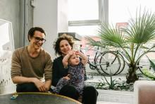 Sveriges energismartaste hus - de boende på plats i Hållbarheten
