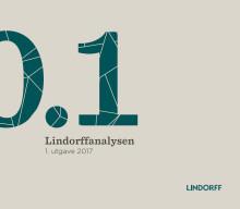 Lindorffanalysen utgave 1, 2017 er klar