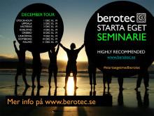 Berotecs DecemberTour & Starta eget seminarium