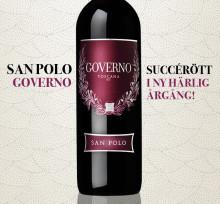San Polo Governo - succérött i ny härlig årgång!