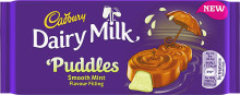 Make your night in a splash with new Cadbury Dairy Milk Puddles