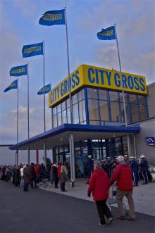 City Gross har svensk dagligvaruhandels mest nöjda kunder