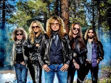 Whitesnake tar sin greatest hitsturné till Furuvik