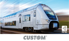 Custom S.p.A to participate as Platinum Sponsor of the 7th International Railway Summit