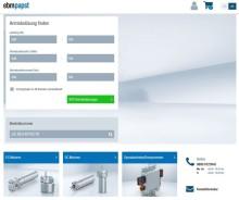ebm-papst breddar kundservicen med Onlineportal för drivlösningar