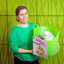 Taitonetti on mukana I love muovi -kampanjassa