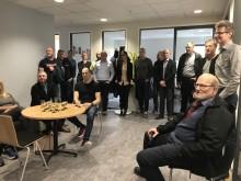 Norconsult flytter inn i nye lokaler i Mosjøen