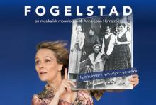 """Lindesbergs Riksteaterförening visar """"Fogelstad - fem kvinnor, fem viljor, en tanke"""""""
