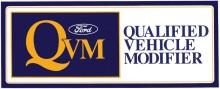 Ford godkänner Modul System för påbyggnationer genom prestigefylld certifiering