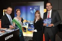 Leipzig und die Region Leipzig präsentierten sich erfolgreich auf der weltgrößten Tourismusmesse ITB 2014