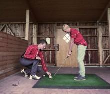 Schüler erhalten Golf-Fördermitgliedschaft für kostenloses Training bis zum 18. Lebensjahr im GolfClubWeimarer Land