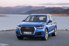 Den nye Audi Q7 –  sportslighed, effektivitet, premiumkomfort