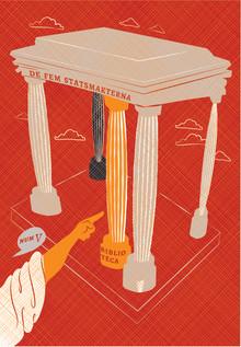 Femte statsmakten  – Nationella biblioteksstrategins omvärldsrapport presenterad