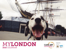 My London Calendar by Homeless Photographers launches today