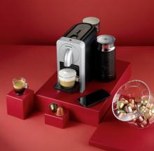 Nespresso præsenterer ny generation af digitale kaffemaskiner