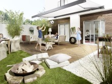 Terrassensaison 2018: Kebony Holz legt Kurs für weiteres Wachstum fest