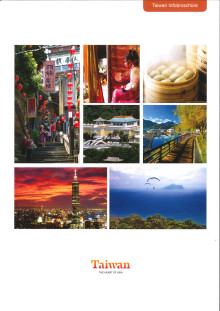 Infobroschüre Taiwan