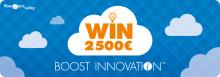 Finalister klara i årets viktigaste innovationstävling