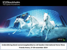 Rapport: Sweden International Horse Show