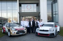 Citroën Racing satsar i WRC och WTCC 2014