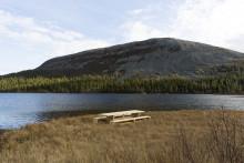 Dukat bord från naturens skafferi - Jämtland Härjedalen i internationell matkampanj