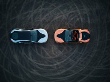 HELT NYA BMW i8 ROADSTER & NYA UPPDATERADE BMW i8 COUPÉ