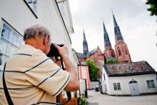 Fler utländska gästnätter till Uppsala i april