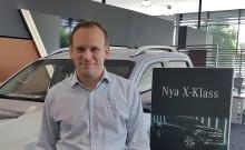 Avancerad elektronik i nya transportbilar