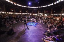 Sideshow bliver hjem for en futuristisk og foruroligende forestilling