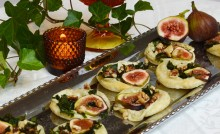 Hos Kavli doftar julen saffran och päron i år