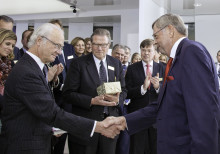 Royal Technology Mission with His Majesty King Carl XVI Gustaf of Sweden visits Planmeca