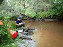 Jakta på dei urørte elvane