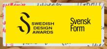 Dags igen för Design S – Swedish Design Awards