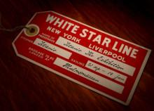 Biljettsläpp för Titanic The Exhibition i dag