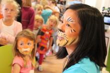 Sveriges största barnläger för familjer till barn med cochleaimplantat/hörapparat