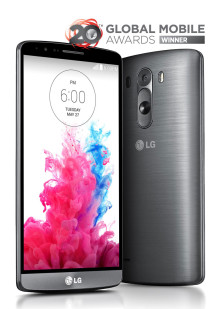 LG G3 UTNÄMND TILL BÄSTA SMARTPHONE PÅ MWC 2015 OCH LG WATCH URBANE MÅNGFALDIGT PRISBELÖNT