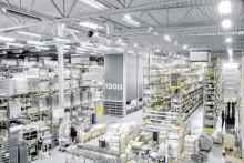 Fire lagerautomater gav 40 % hurtigere plukning